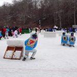 基本的に雪を丸めて投げ合うゲーム【雪合戦】のルール、費用、必要な道具など