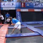 ドッジボールをトランポリンの上で行う競技【アルティメットドッジボール】のルール、費用、必要な道具など