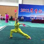 中国で生まれた中国武術をもとにしたスポーツ【武術太極拳】のルール、費用、必要な道具など
