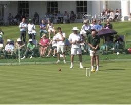 日本のゲートボールが原型で、芝生のコートで行われるイギリス発祥の球技【クロッケー】のルール、費用、必要な道具など